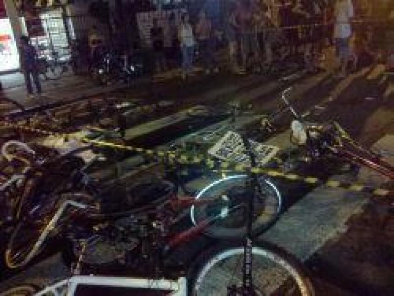 [Ciclistas Atropelados em Porto Alegre!]
