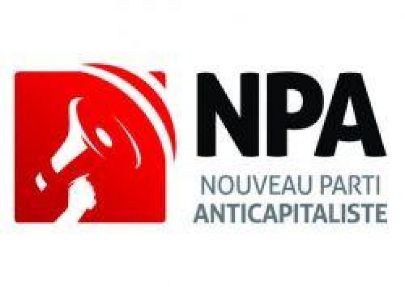 [Declaração internacional das organizações presentes no Congresso do Novo Partido Anti-capitalista francês]