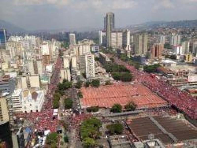 [El Proceso Bolivariano después de Chávez]