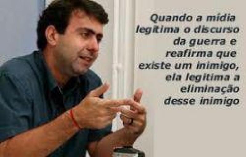 [Milicianos planejaram matar o deputado estadual Marcelo Freixo]