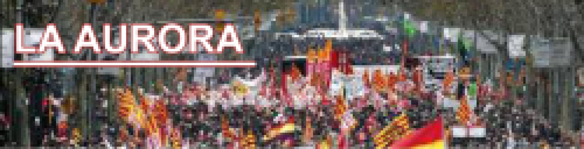 [23 de Maio - Greves e manifestações em toda a Catalunha- Espanha]