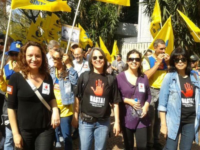 [Assembleia do Banrisul, por unanimidade, ratificou manutenção da greve!]