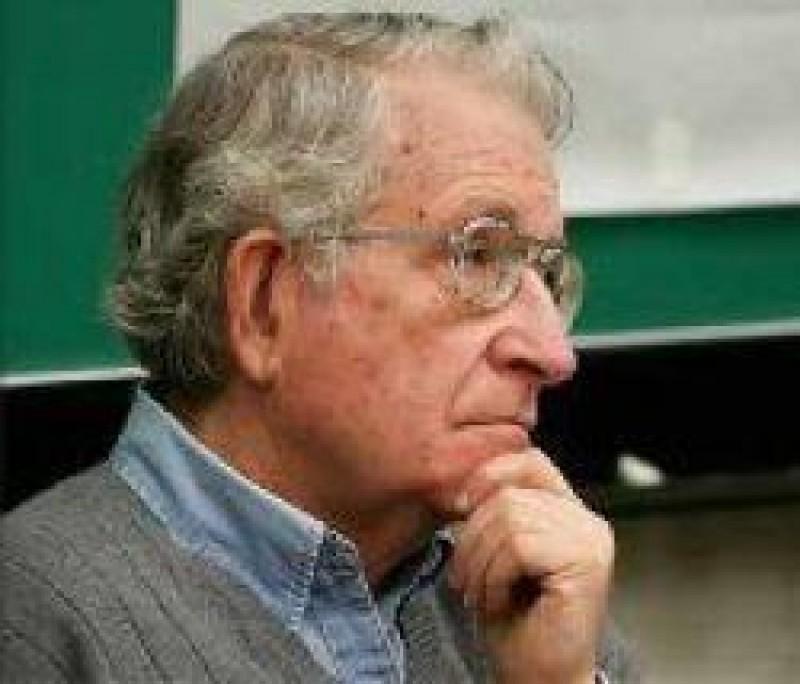 [Chomsky apoia movimento Ocupa Wall Street]