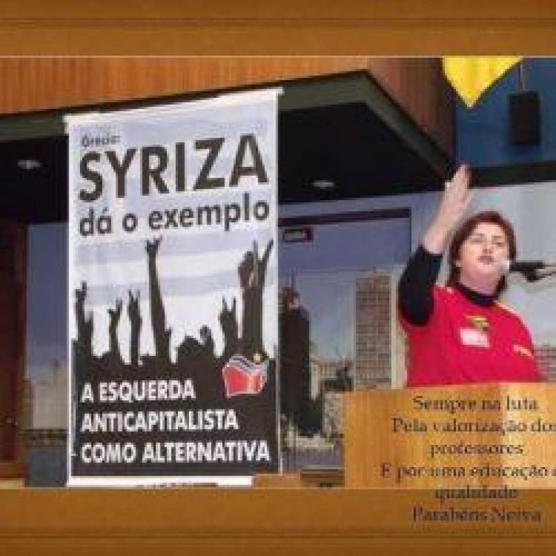 [Convenção do PSOL de Porto Alegre lança Robaina para Prefeito e Neiva Lazzarotto para Vereadora da Capital]