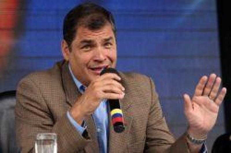 [Correa advierte a Londres consecuencias de una invasión a su Embajada]