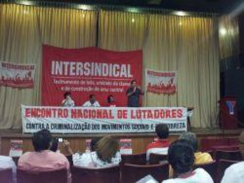 [Encontro de Lutadores reúne mais de 500 militantes no RJ]