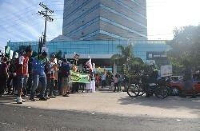 [Manifestação do Cpers mostrou contrariedade ao acordo entre MP e governo]
