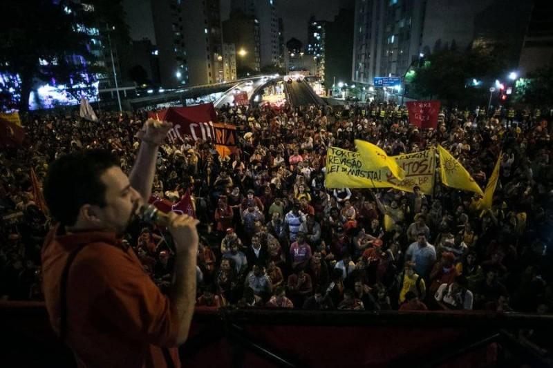 [Nota do Fortalecer o PSOL em apoio ao companheiro Guilherme Boulos:]