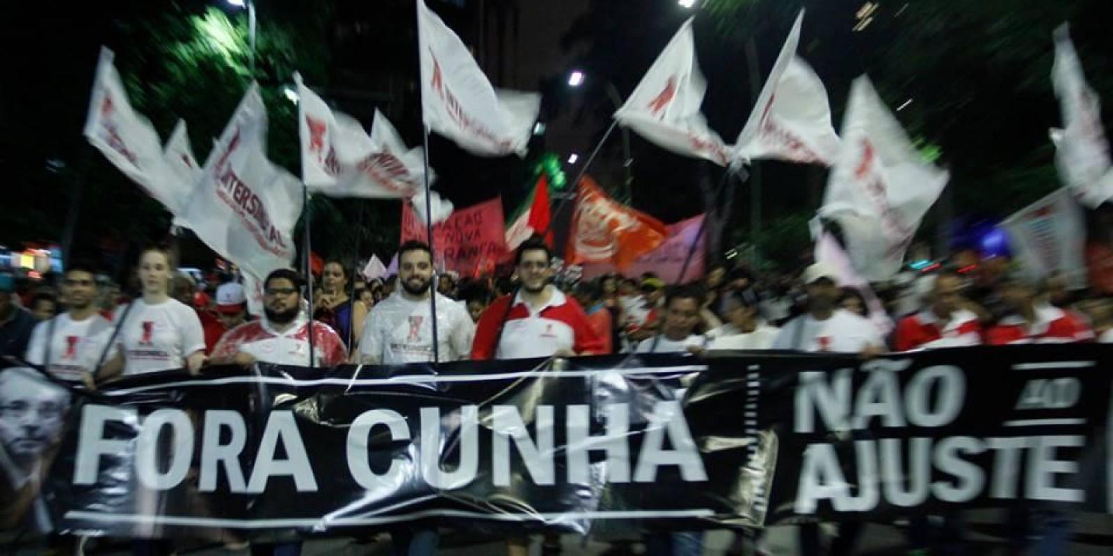 [Conselho de Ética aprova, finalmente, cassação do mandato de Eduardo Cunha]
