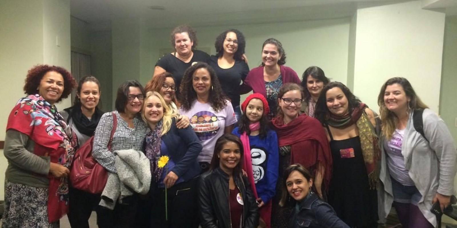 [Ser mulher sem temer: feministas do PSOL ocupam a política contra o machismo]