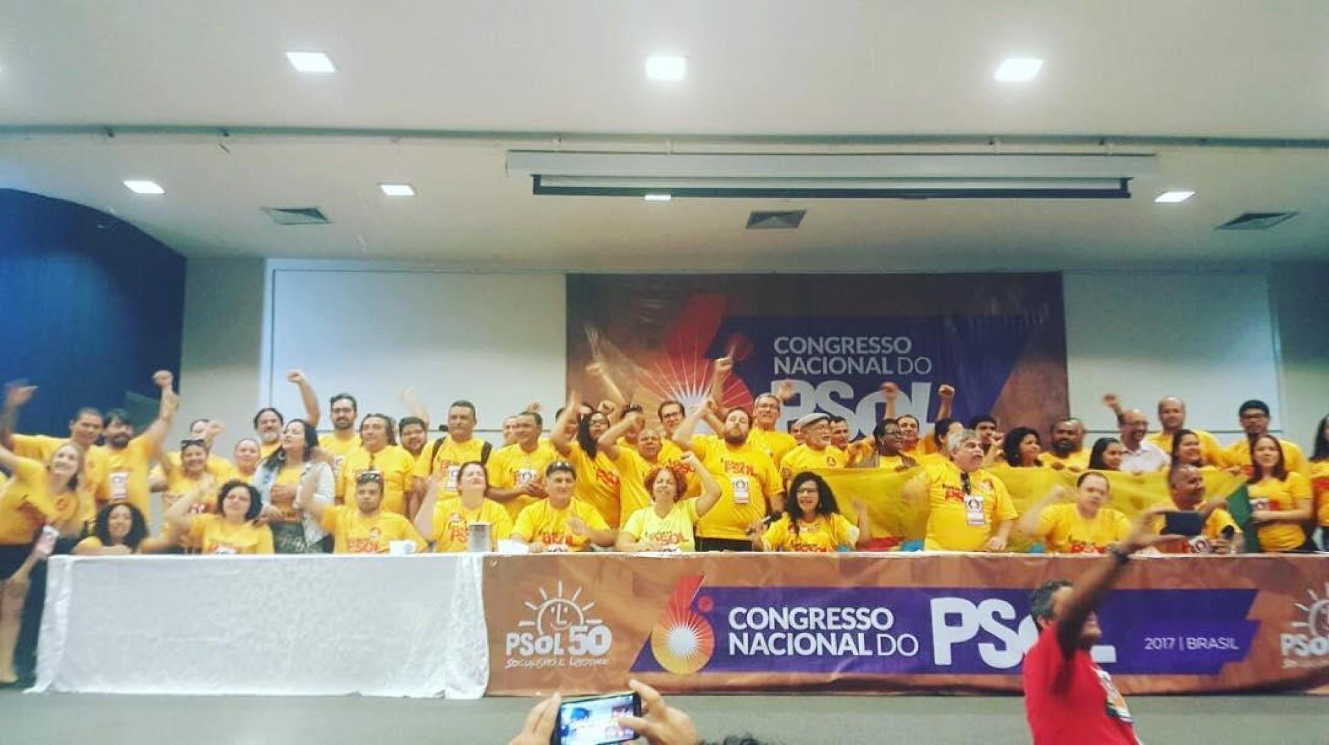 [VI Congresso Nacional do PSOL: É tempo de Fortalecer! ]
