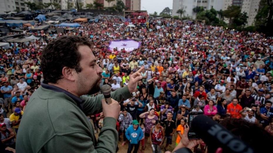 Passo dado na reorganização da esquerda: Boulos Presidente! Por Berna Menezes