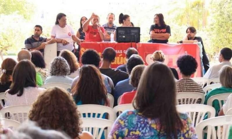 Moção de repúdio à direção cutista do Sind-Saúde MG