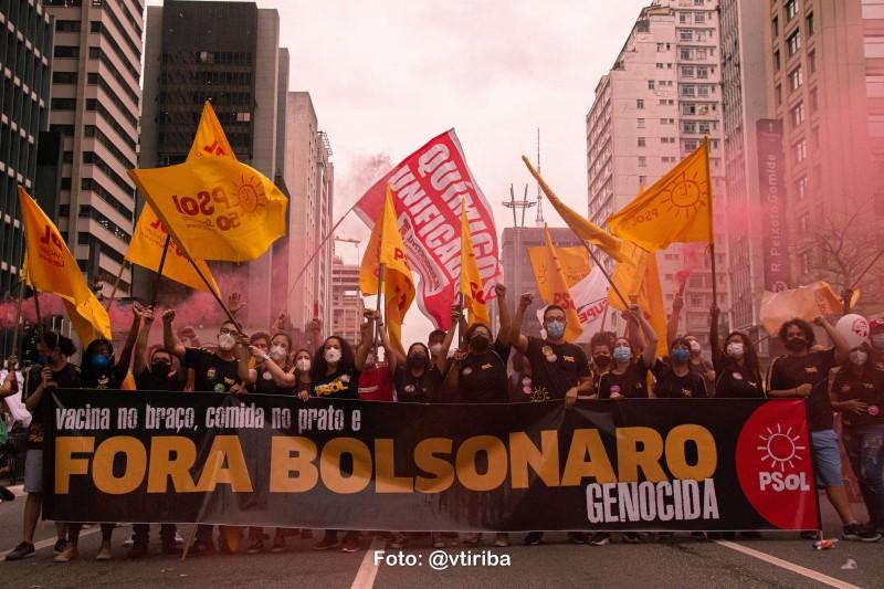 [VII Congresso do PSOL: Um processo em aberto!]